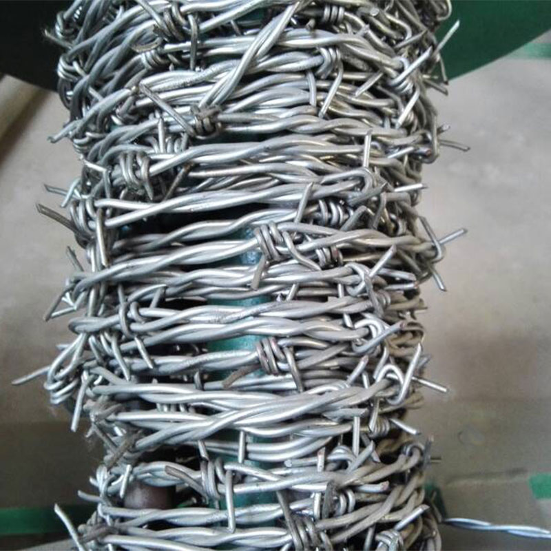 Barbed Wire Machine