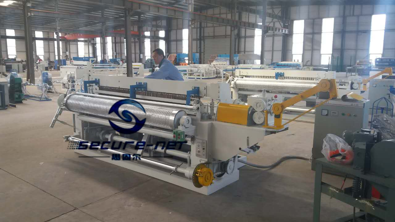 Automatic Plaster Coil Wire Mesh Welding Machine